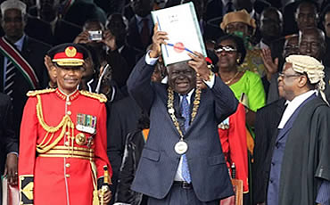 The 2010 Constitution of Kenya
